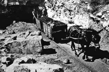 D'aquí a quatre dies, tornarà a haver-hi merder a la mina per una reivindicació de quatre rals