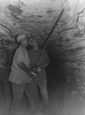 L'única mina de lignit